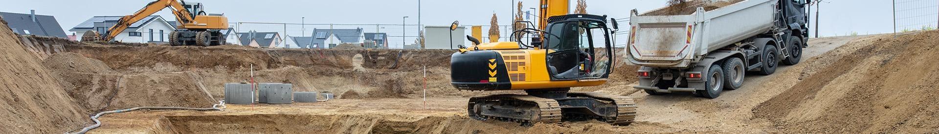 maszyny budowlane - banner